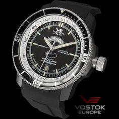 Vostok Ekranoplan Sport Automatic - White