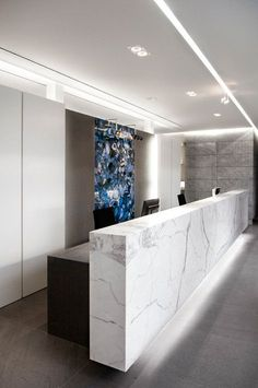 Interior design inspirations for your luxury hotel's reception. Check more at luxxuhome.net