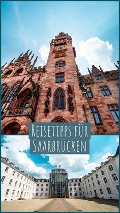 Saarbrücken ist die Landeshauptstadt im Saarland und hat viel zu bieten! Neben einzigartigen Sehenswürdigkeiten auch kulinarische Highlights! #sehenswürdigkeiten #saarbrücken #reisetipps #stadt Reisen In Europa, Hotels, Travel Companies, Germany Travel, Wine Country, Where To Go, Travel Destinations, Places To Visit, Europe