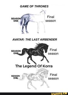GAME OF THRONES AVATAR: THE LAST AIRBENDER The Legend Of Korra – popular memes on the site iFunny.co #avatarairbender #animemanga #game #of #thrones #the #last #airbender #legend #korra #pic
