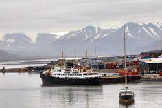 Svalbard in Norvegia