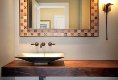 Trio of Bathroom Remodels in Western Springs