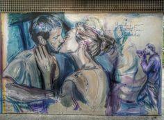 Bitácora de Juancar. Valencia Centro Histórico en imágenes. Rincones y lugares. : Calle Moret. La bonita transformación de una calle...
