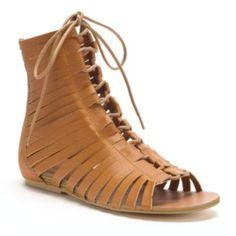 NYLA Lahja Women's Gladiator Sandals