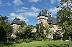Château de Chazey sur Ain - Bugey - Ain, via Flickr. ~ Rhones-Alpes