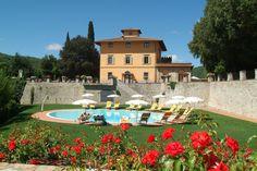 Hotel Villa Campomaggio Resort & SPA - Radda in Chianti, Siena, Tuscany, On my list for next Italy trip!