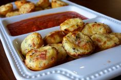 Quick & Easy Pizza Bites - perfect for back to school lunches and snacks  @OurFamilyEats