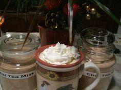 My Chai Tea Mix Gift in a Jar.
