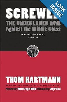 Nationally syndicated radio host and bestselling author Thom Hartmann exposes the covert war conservatives and corporations are waging against America's middle class, a war that's reducing the rest of us to a politically impotent working poor. This book asks: How did this happen? Who's benefiting? And how can we stop it?