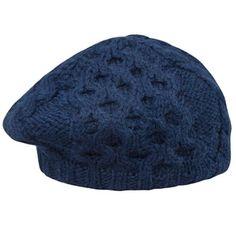 181474f2414 1940s Style Hats Harri Beret  140.00 AT vintagedancer.com 1940s Hats