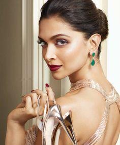 Deepika Padukone for @LOrealParisIn The Cannes Collection 2017