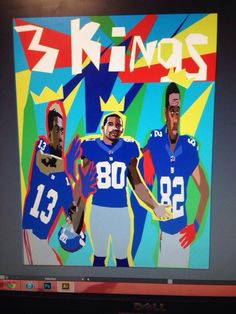 #NYGIANTS - the best wr trio