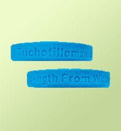 Trichotillomania Awareness Bracelets