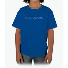 I Miss Obama Young T-Shirt