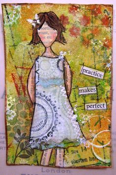 She Art Girl by Sherry Edwards.