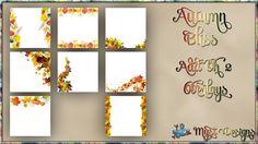 Autumn Bliss - AO2 - Overlays
