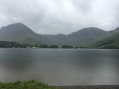 View of Haystacks Fell, Buttermere Walk in the beautiful Lake District, UK