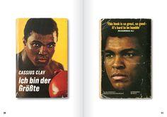 Muhammad Ali - Book Covers
