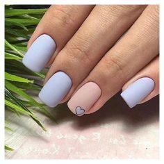 Diy Nail Designs, Short Nail Designs, Simple Nail Designs, Acrylic Nail Designs, Nail Design For Short Nails, Blog Designs, Short Gel Nails, Short Nails Art, Nail Art For Beginners
