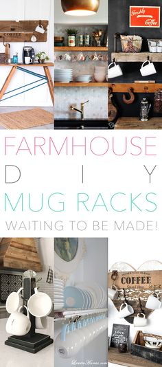 Farmhouse DIY Mug Ra