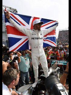Lewis Hamilton Wins, British Grand Prix, F1 Drivers, George Michael, Mercedes Amg, Formula One, First World, Britain, Champion