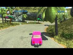LEGO City Undercover Vehicle Guide - All Emergency Vehicles in Action - YouTube