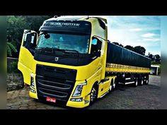 79 Melhores Imagens De Caminhões Custom Trucks Big Trucks E Big