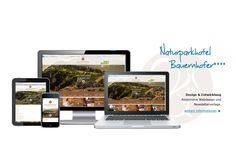Naturparkhotel Bauernhofer #Hotel #OfficeCMS #Responsive