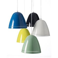 The Dynamo large pendant comes in four lovely colors, mint green, petrol, black and tomato red. The lamp fits perfectly in the kitchen and along with Dynamo small pendant they create a perfect light set. Scandinavian Lamps, Scandinavian Design, Interior Design Inspiration, Decor Interior Design, Home Lighting, Lighting Design, Dynamo, Green Lamp, Bakery Design