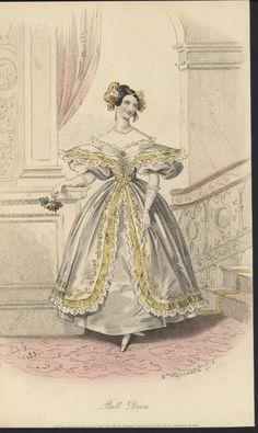 1834 Belle Assemblee