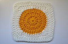 Ravelry: Circle in Square, Granny pattern by Alison Markstone