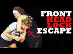 Front Headlock (Standing Guillotine Choke) Escape | Self Defense | Shane Fazen | fighttips.com #streetfight #selfdefence