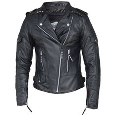 VROD Harley Davidson Motorcycle Customized Biker Leather Jacket with CE Approved Armor Protection
