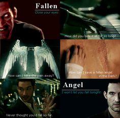 I Love Lucifer Morningstar : Photo Lucifer morningstar/fallen angel-three days grace-song lyrics