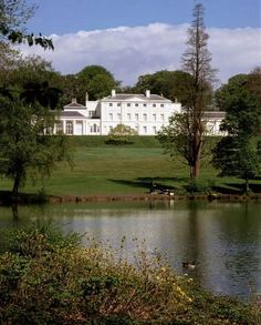Kenwood House, Hamstead Heath, London. Start at Parliament Hill, pass the ponds, up the back lane, across Kenwood, through the woods, over the hills and back to the start. About three miles - lovely.