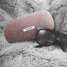 Miu Miu   #miu #sunglasses #summer #winter #accessories #girl #simple #classic