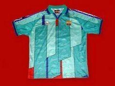 FC Barcelona en 1997.   Fútbol   EL MUNDO Fc Barcelona, Football Outfits, Football Kits, Polo Shirt, Mens Tops, Shirts, World, Football Shirts, Sports