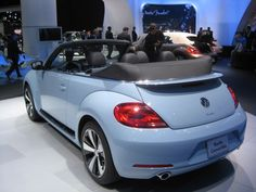 The 2013 VW Beetle Convertible........BUT, I want TAN interior!