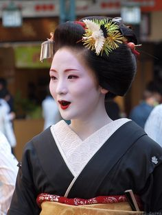Mameharu (became geiko; now retired) of Gion Kobu