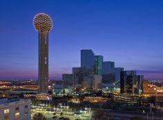 Hyatt Regency Dallas - Located in the heart of downtown Dallas, Texas!