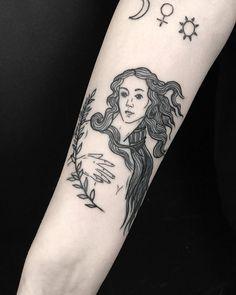 Venus tattoo