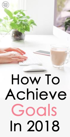 How To Achieve Goals – My 8 Step Process #goals #goalsetting #personaldevelopment #selfimprovement #nataliebacon