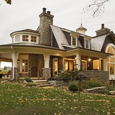 "Eskuche Associates	  ""Hampton's shingle style Dutch colonial"