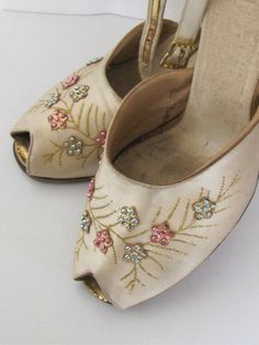 Late 1920s  Early 1930s shoes