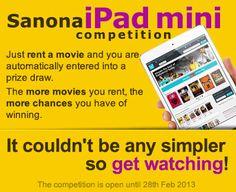 Sanona Movies | Watch Hindi and Bollywood Films Online | News | Sanona iPad Mini Competition