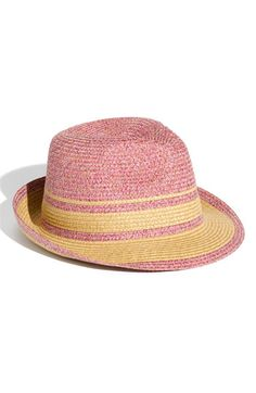 Collection XIIX 'Colorful' Fedora available at Nordstrom