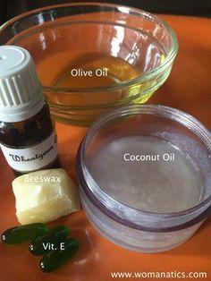 Olive Oil Night Cream #SkinCream