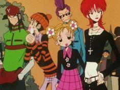 Manga Art, Manga Anime, Anime Art, Serial Experiments Lain, Yazawa Ai, Arte Punk, Anime Outfits, Aesthetic Anime, Cute Art