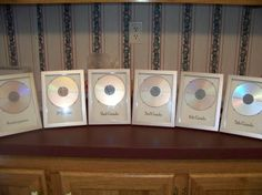 Computer Lab Awards - Silver CD Award....I LOVE this idea! Use throw-away CD's....great way to recycle!