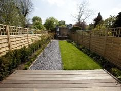 terraced house garden design google search